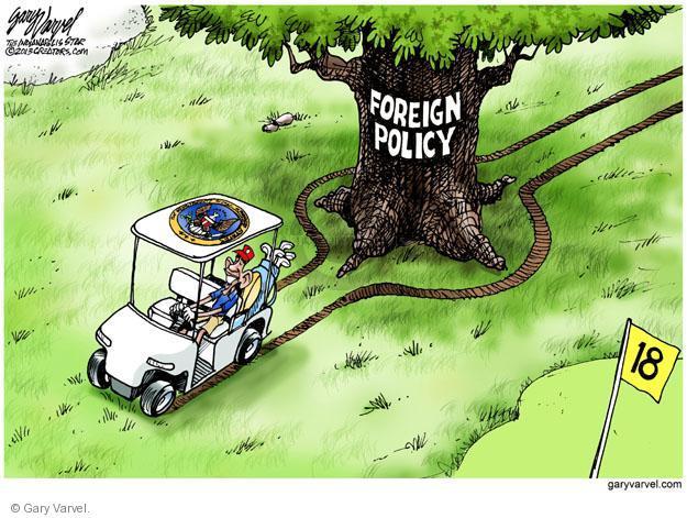 Cartoonist Gary Varvel  Gary Varvel's Editorial Cartoons 2013-08-21 vacation
