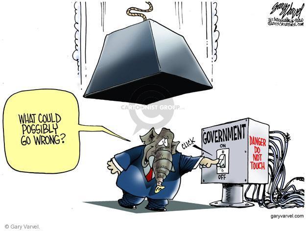 Gary Varvel  Gary Varvel's Editorial Cartoons 2013-08-27 off