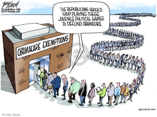 Gary Varvel  Gary Varvel's Editorial Cartoons 2013-09-16 stop