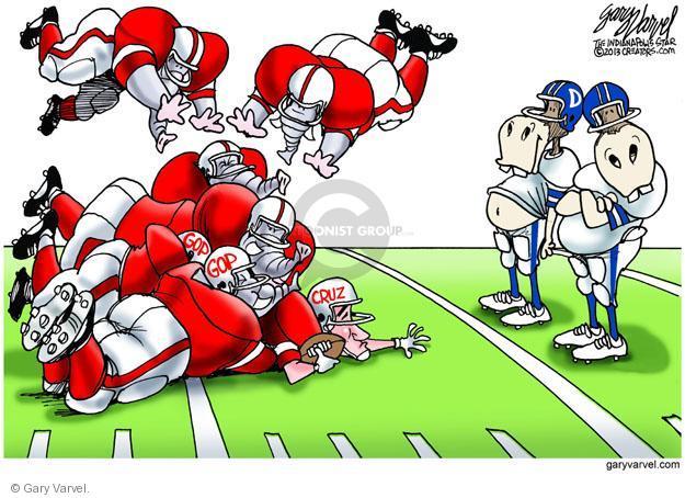 Cartoonist Gary Varvel  Gary Varvel's Editorial Cartoons 2013-09-27 Congress