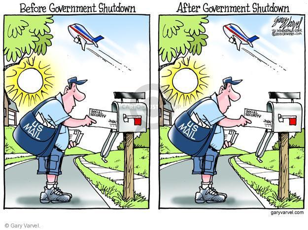 Gary Varvel  Gary Varvel's Editorial Cartoons 2013-10-01 mail