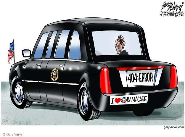 Gary Varvel  Gary Varvel's Editorial Cartoons 2013-10-29 policy