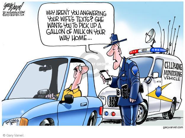 Gary Varvel  Gary Varvel's Editorial Cartoons 2013-12-14 cell
