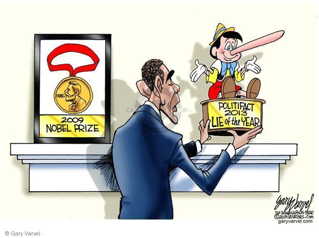 Gary Varvel  Gary Varvel's Editorial Cartoons 2013-12-16 2009