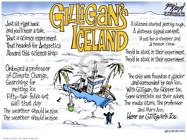 Cartoonist Gary Varvel  Gary Varvel's Editorial Cartoons 2014-01-06 back