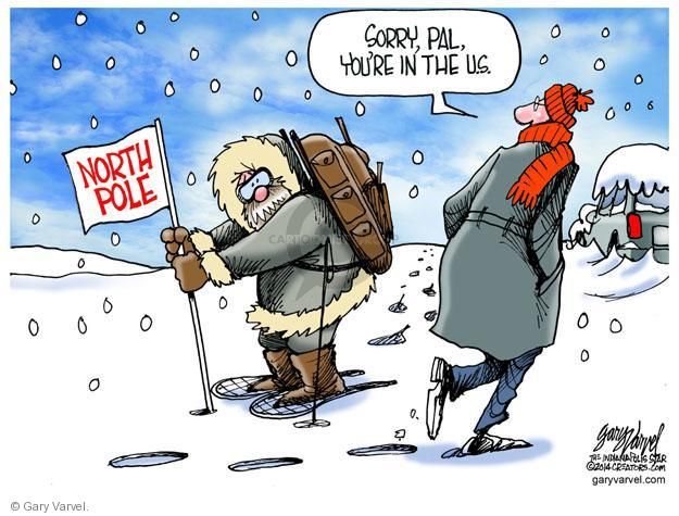 Cartoonist Gary Varvel  Gary Varvel's Editorial Cartoons 2014-02-05 cool