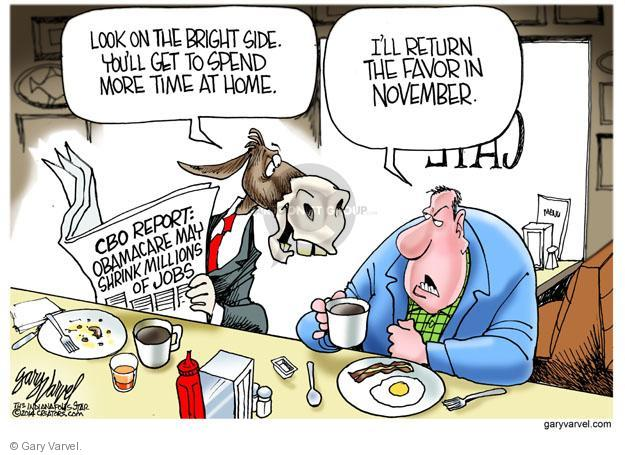 Cartoonist Gary Varvel  Gary Varvel's Editorial Cartoons 2014-02-09 favor