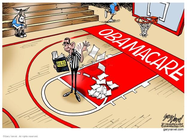Gary Varvel  Gary Varvel's Editorial Cartoons 2014-02-12 policy