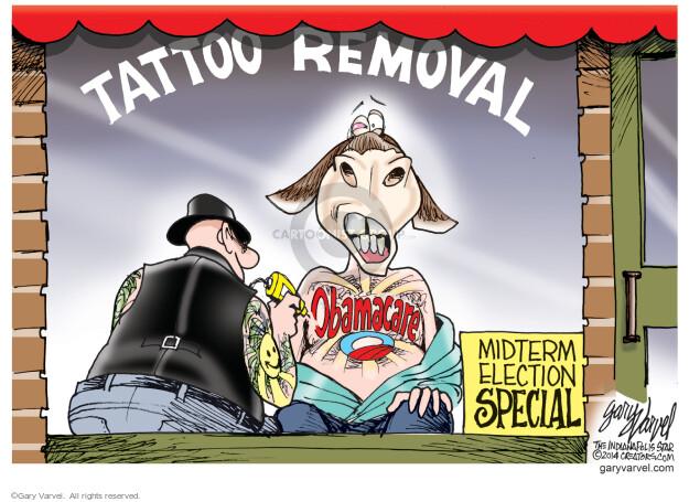 Gary Varvel  Gary Varvel's Editorial Cartoons 2014-02-17 2014