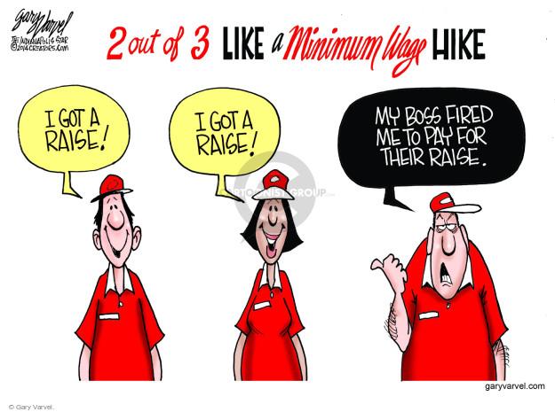 Cartoonist Gary Varvel  Gary Varvel's Editorial Cartoons 2014-02-23 unemployment