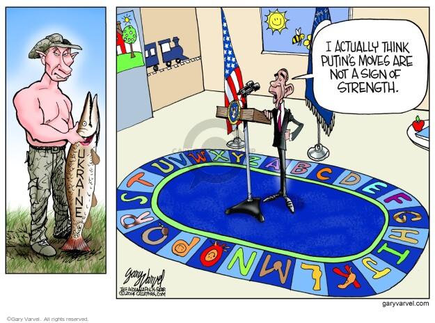 Gary Varvel  Gary Varvel's Editorial Cartoons 2014-03-06 policy