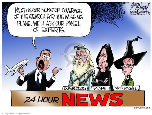 Gary Varvel  Gary Varvel's Editorial Cartoons 2014-03-20 24 hours