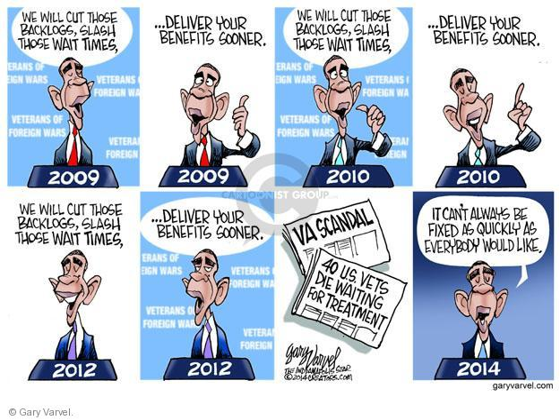 Gary Varvel  Gary Varvel's Editorial Cartoons 2014-05-23 2014 Obamacare