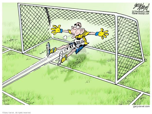 Cartoonist Gary Varvel  Gary Varvel's Editorial Cartoons 2014-06-19 Barack Obama