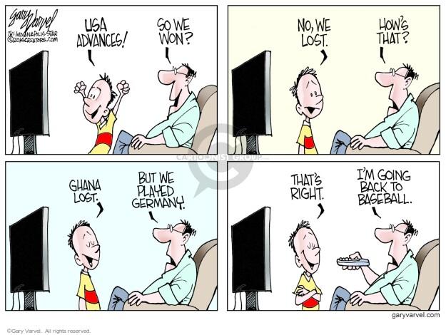 Gary Varvel  Gary Varvel's Editorial Cartoons 2014-06-27 back