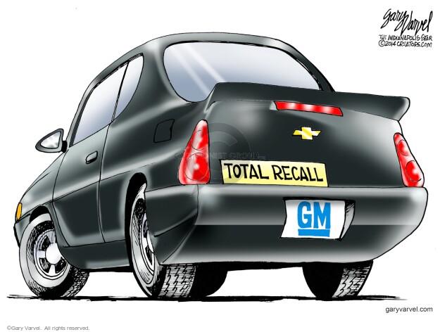 Total recall. GM.