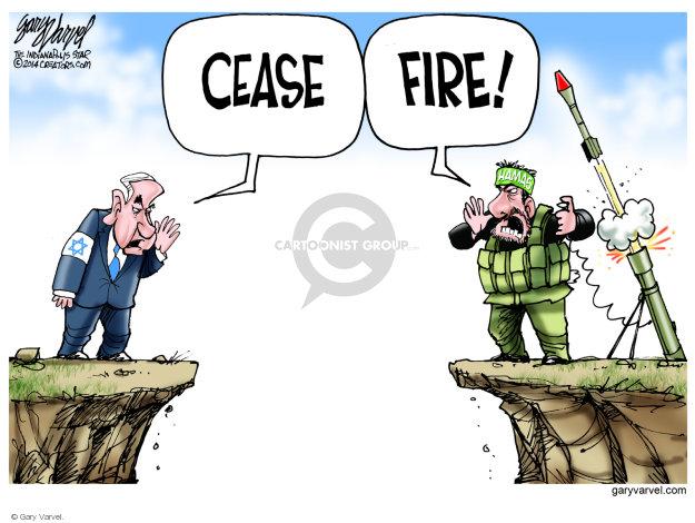 Cartoonist Gary Varvel  Gary Varvel's Editorial Cartoons 2014-07-29 Prime Minister