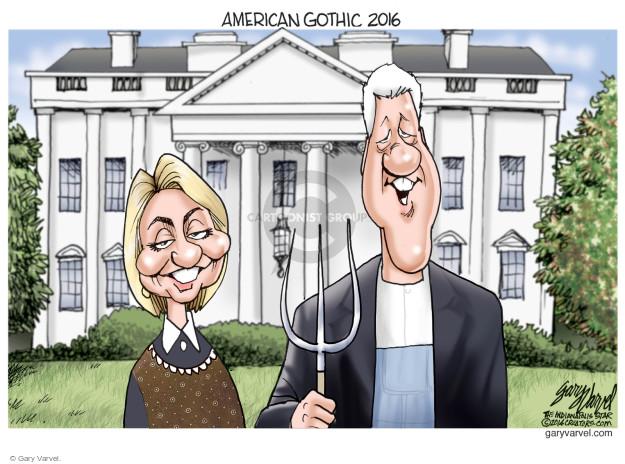 Cartoonist Gary Varvel  Gary Varvel's Editorial Cartoons 2014-09-18 house