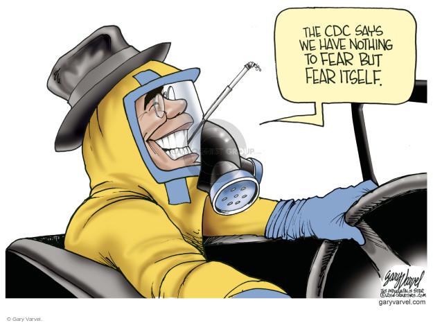 Cartoonist Gary Varvel  Gary Varvel's Editorial Cartoons 2014-10-14 infection