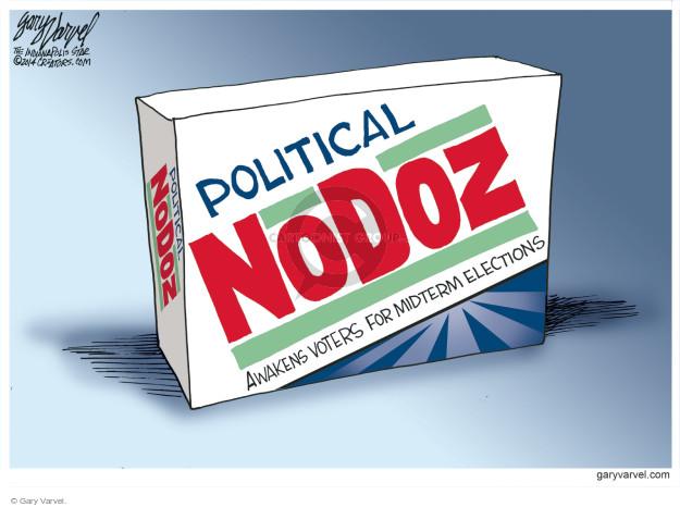 Gary Varvel  Gary Varvel's Editorial Cartoons 2014-11-02 midterm election