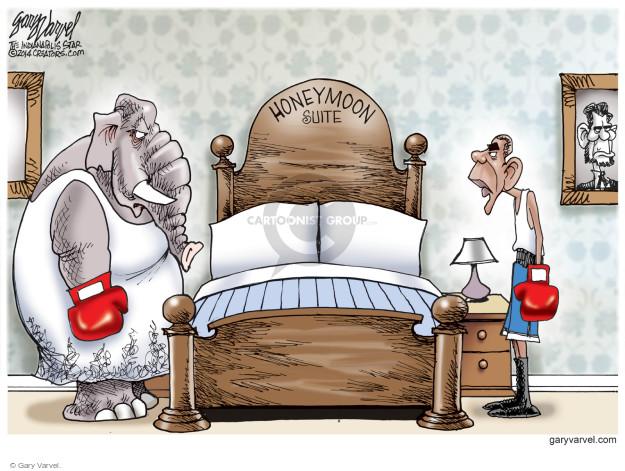 Gary Varvel  Gary Varvel's Editorial Cartoons 2014-11-10 2014 election