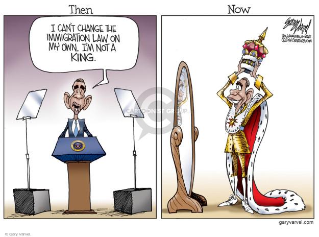 Gary Varvel  Gary Varvel's Editorial Cartoons 2014-11-19 policy