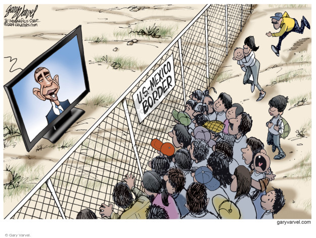 Gary Varvel  Gary Varvel's Editorial Cartoons 2014-11-20 Mexico