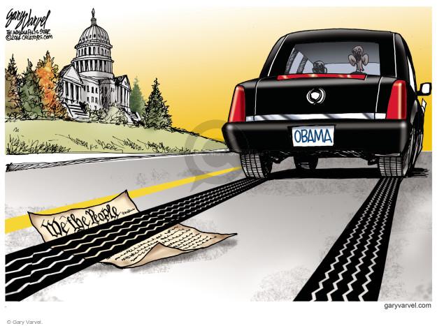 Gary Varvel  Gary Varvel's Editorial Cartoons 2014-11-21 Constitution