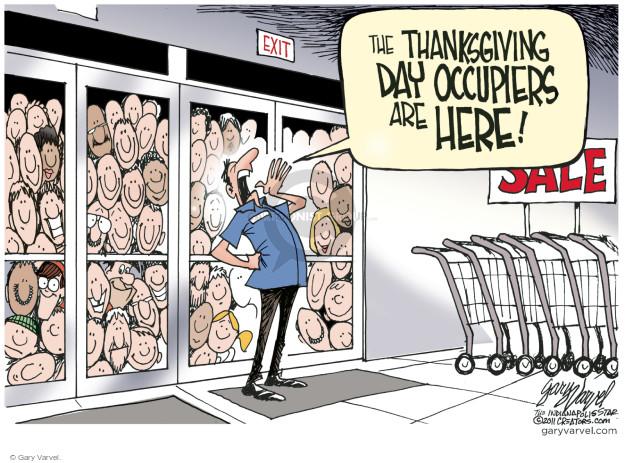 Cartoonist Gary Varvel  Gary Varvel's Editorial Cartoons 2014-11-27 store