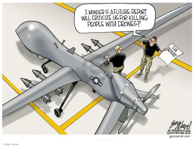 Cartoonist Gary Varvel  Gary Varvel's Editorial Cartoons 2014-12-11 air