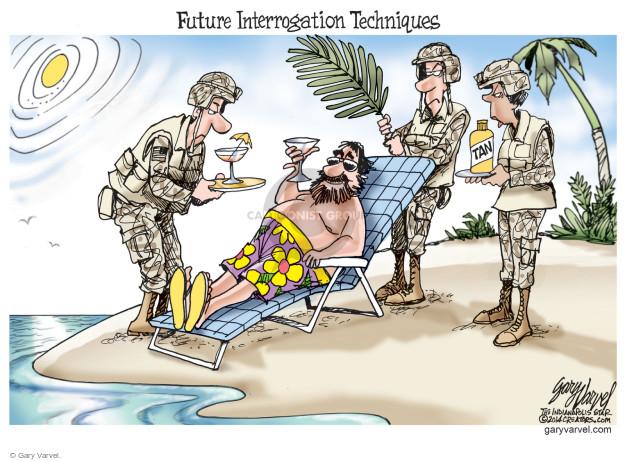 Cartoonist Gary Varvel  Gary Varvel's Editorial Cartoons 2014-12-14 soldier