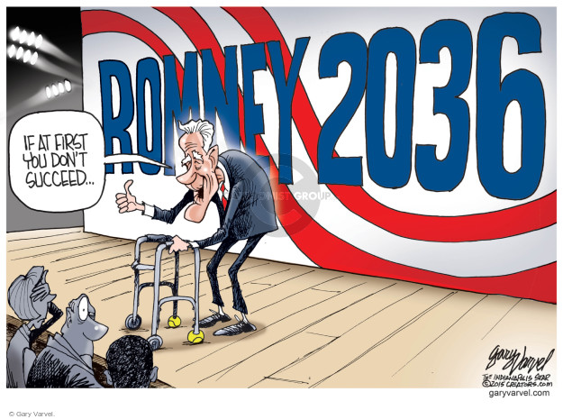 Cartoonist Gary Varvel  Gary Varvel's Editorial Cartoons 2015-01-14 2012