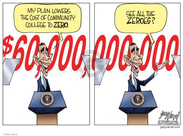 Cartoonist Gary Varvel  Gary Varvel's Editorial Cartoons 2015-02-08 education