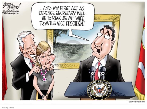 Gary Varvel  Gary Varvel's Editorial Cartoons 2015-02-19 Joe Biden