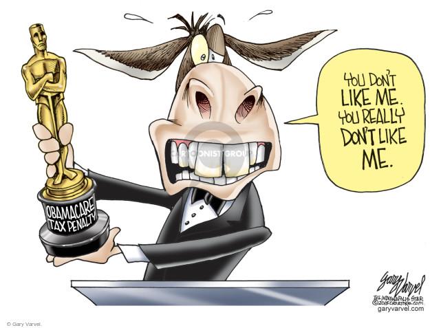 Gary Varvel  Gary Varvel's Editorial Cartoons 2015-02-22 policy