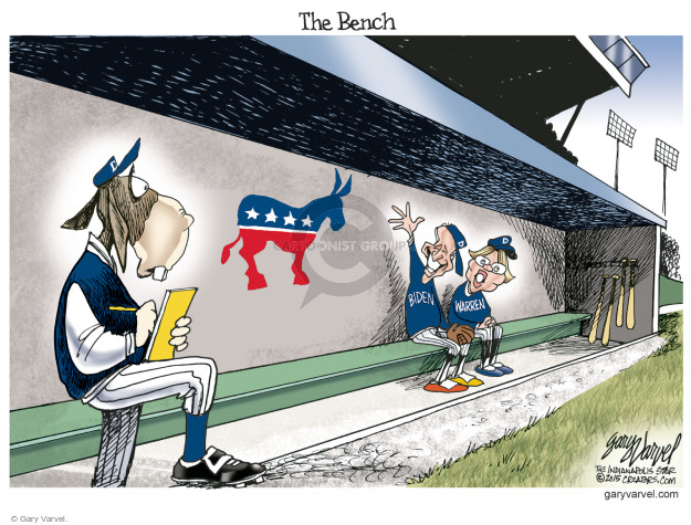 Gary Varvel  Gary Varvel's Editorial Cartoons 2015-03-10 Joe Biden