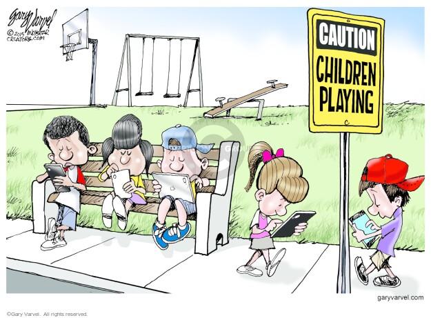 Cartoonist Gary Varvel  Gary Varvel's Editorial Cartoons 2015-04-13 screen