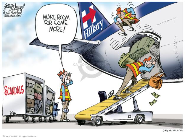Cartoonist Gary Varvel  Gary Varvel's Editorial Cartoons 2015-04-26 airplane