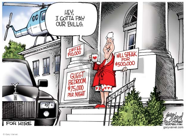 Gary Varvel  Gary Varvel's Editorial Cartoons 2015-05-06 $10