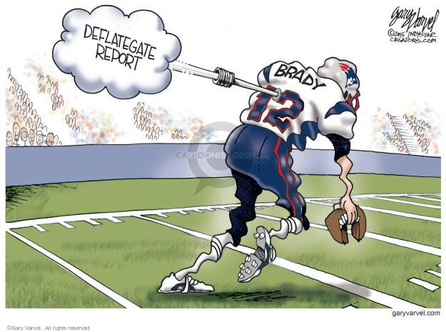 Cartoonist Gary Varvel  Gary Varvel's Editorial Cartoons 2015-05-07 Brady