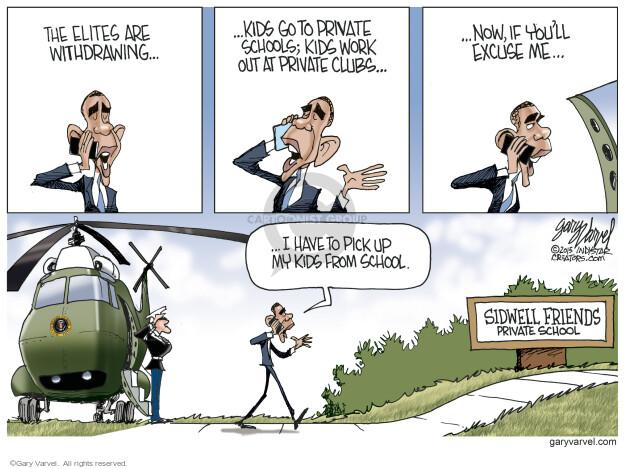 Cartoonist Gary Varvel  Gary Varvel's Editorial Cartoons 2015-05-15 education