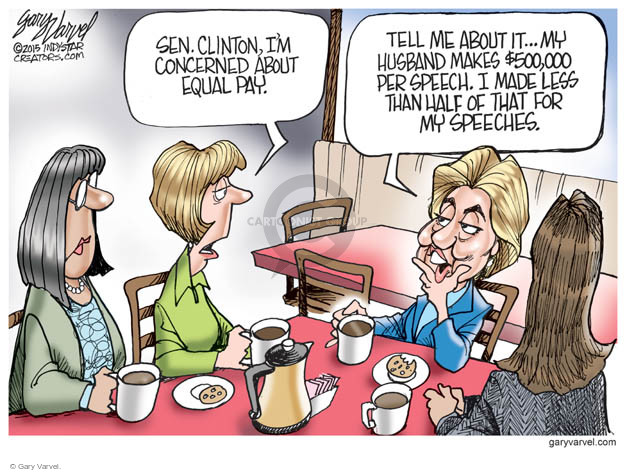 Cartoonist Gary Varvel  Gary Varvel's Editorial Cartoons 2015-06-01 civil