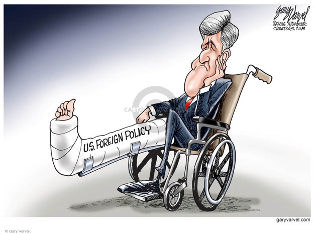 Gary Varvel  Gary Varvel's Editorial Cartoons 2015-06-02 policy