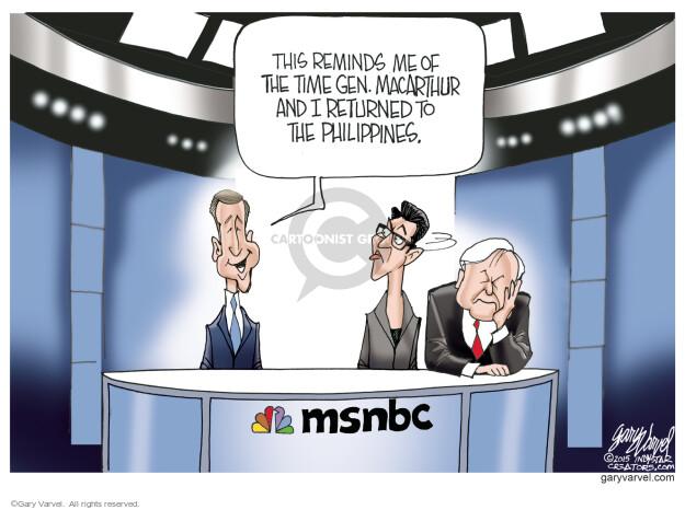 Cartoonist Gary Varvel  Gary Varvel's Editorial Cartoons 2015-06-21 false