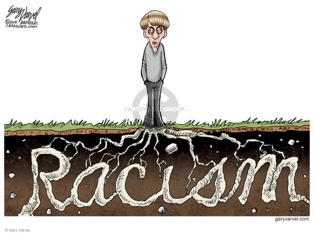 Cartoonist Gary Varvel  Gary Varvel's Editorial Cartoons 2015-06-22 murder