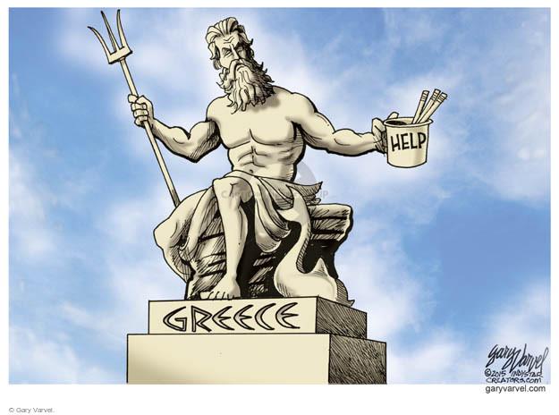 Cartoonist Gary Varvel  Gary Varvel's Editorial Cartoons 2015-07-02 economy