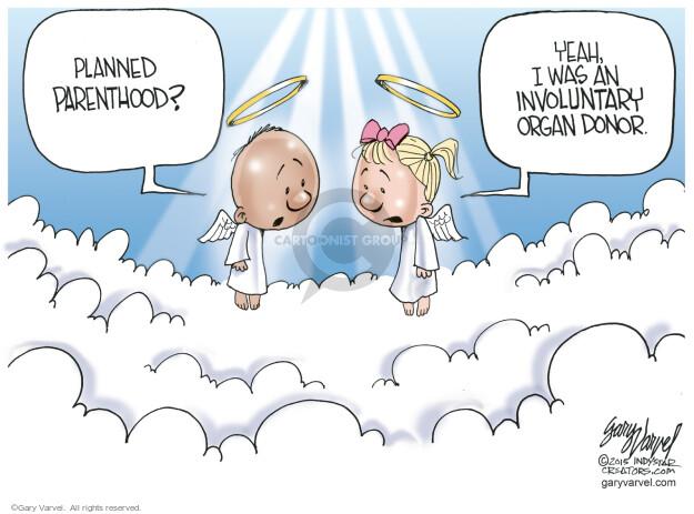 Gary Varvel  Gary Varvel's Editorial Cartoons 2015-07-19 clinic