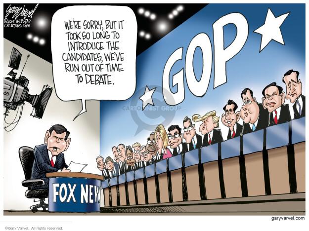 Gary Varvel  Gary Varvel's Editorial Cartoons 2015-08-01 2016 election Scott Walker