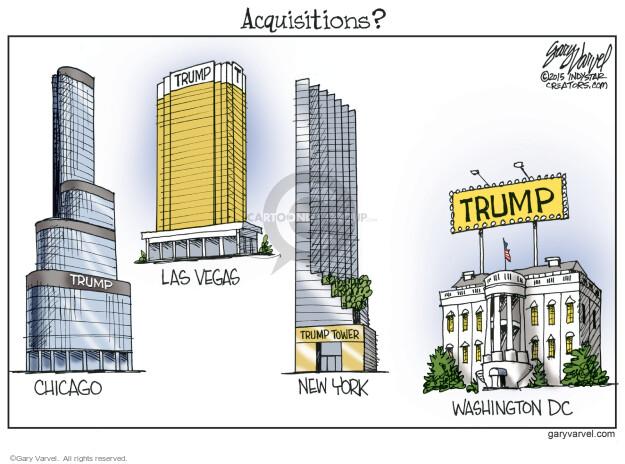 Cartoonist Gary Varvel  Gary Varvel's Editorial Cartoons 2015-08-14 house