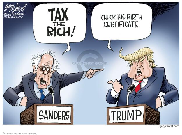 Cartoonist Gary Varvel  Gary Varvel's Editorial Cartoons 2015-08-16 republican party
